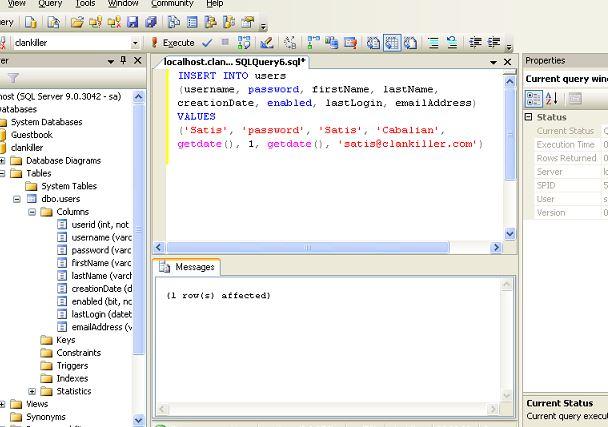 Tietotekniikkaa tumpeloille – SQL