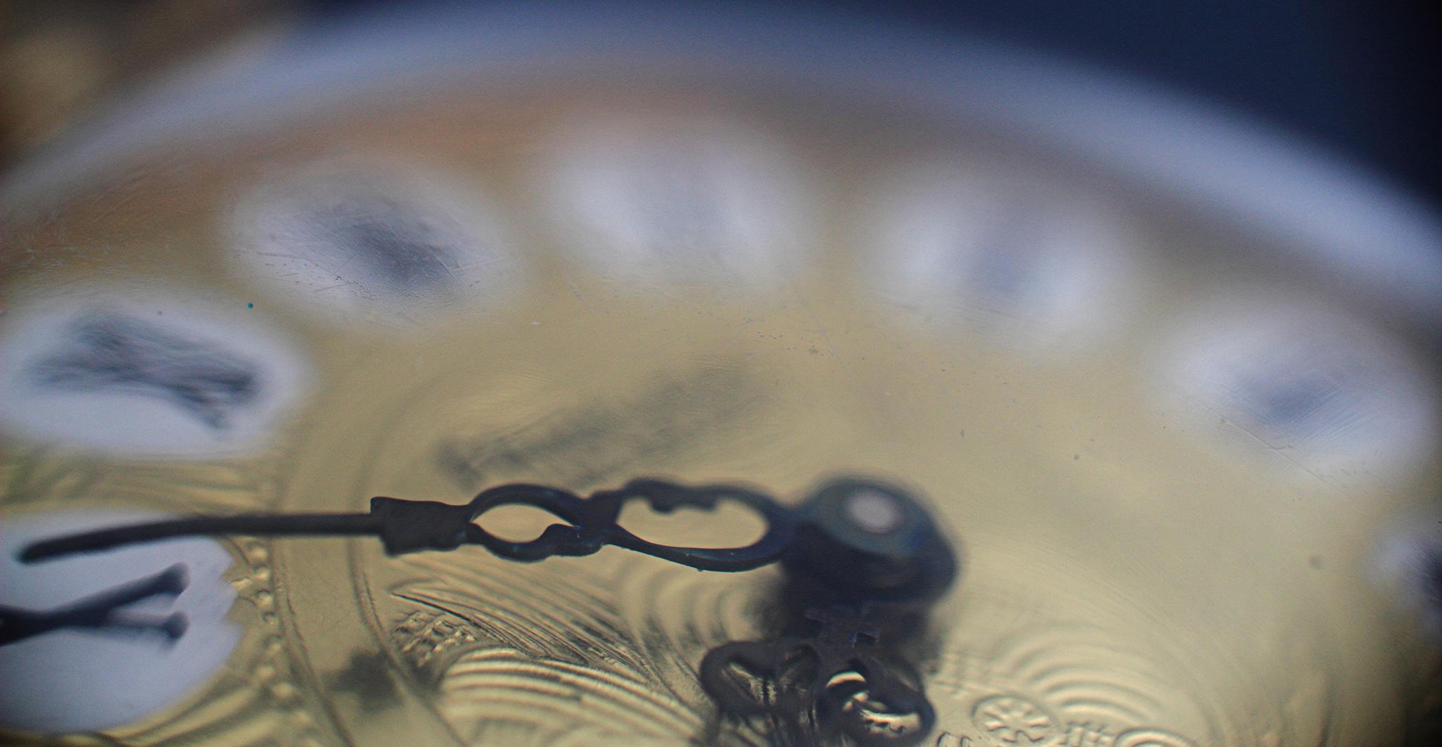 Kello, aika kuluu